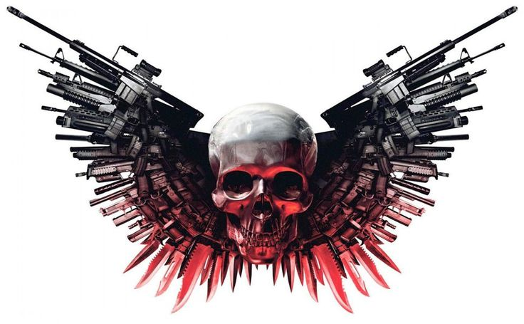 Expendables Logo HD Wallpaper
