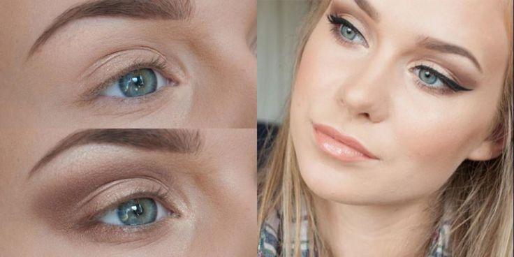 Hvordan sminke seg for å gi ansiktet glød? Bytt ut «smokey eyes» med en sexy sommersminke som vil fremheve blå, brune og grønne øyne.
