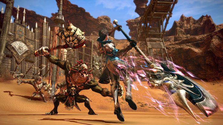 Tera Vine pe Xbox One și PlayStation 4 în cursul Acestui An