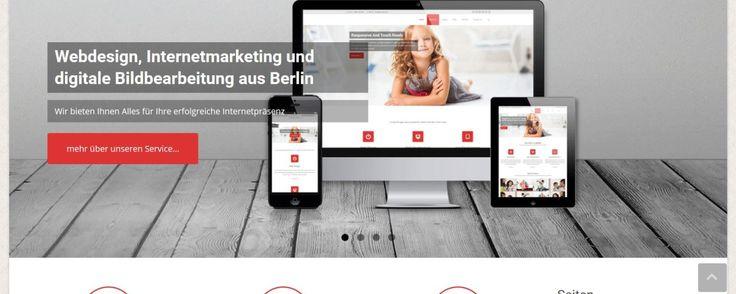 Webdesign Berlin - Seitenrelaunch