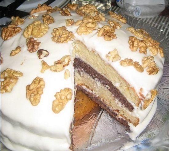 Торт от шеф повара