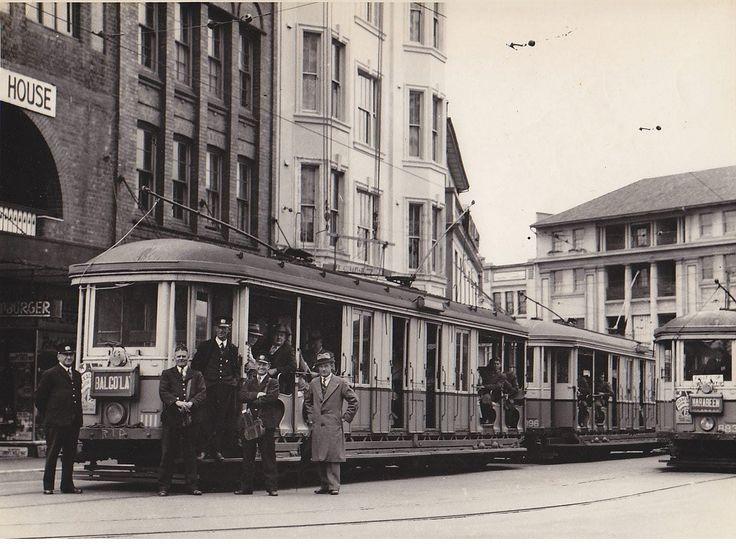 Tram Terminus, West Esplanade, Manly (1939) | Flickr - Photo Sharing!