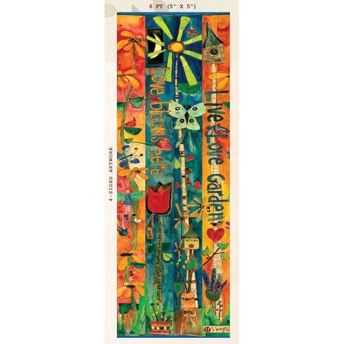 17 Best 1000 images about Garden Pole on Pinterest Gardens Peace art