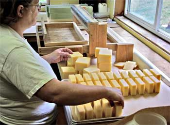 Everything I ever wanted to know about soap making- including how to make my own essential oils.