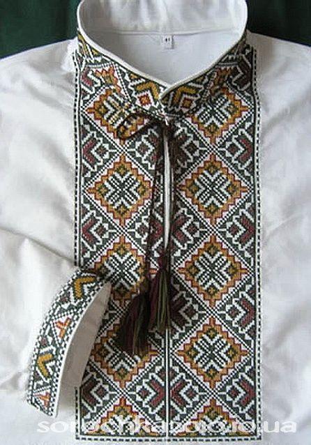 Символика украинских вышиванок