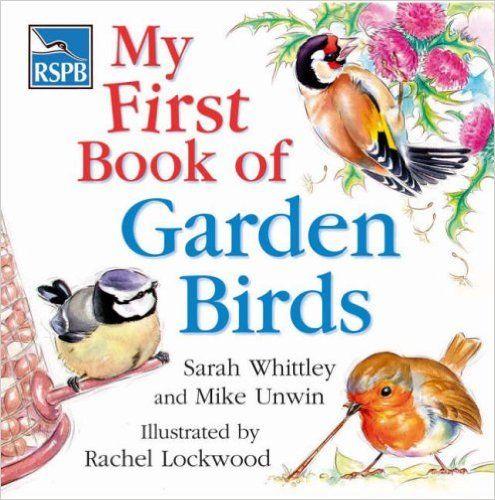 RSPB My First Book of Garden Birds - Căutare Google