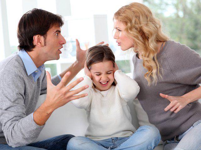Картинки по запросу развод и дети