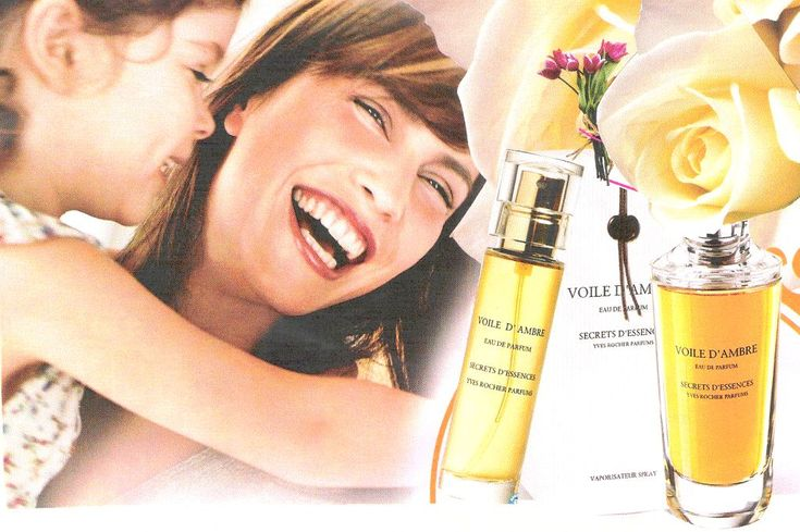 Voile d'Ambre Yves Rocher for women Pictures