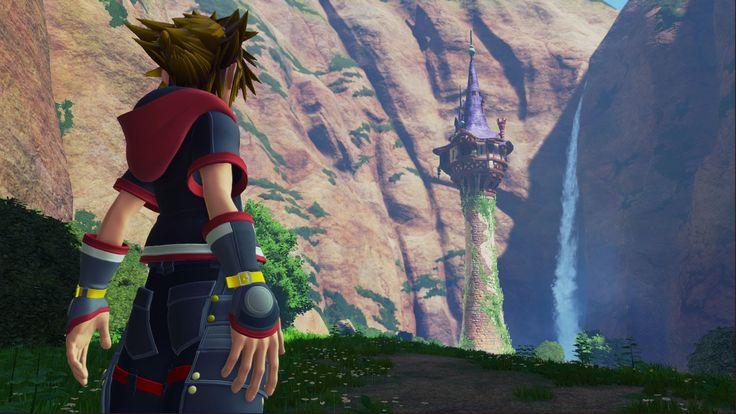 Kingdom Hearts 3 Trailer (HD) (Kingdom Hearts 3 Gameplay) (PS4)