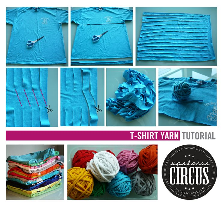 71 best images about T-shirt yarn stuff on Pinterest ...