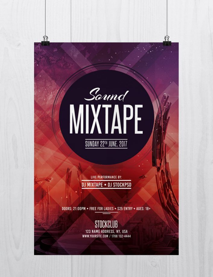 free downloadable templates for flyers