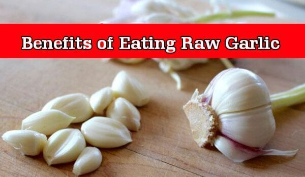 Benefits Of Eating Raw Garlic In Empty Stomach Everyday Eating Raw Garlic Eating Raw Garlic Benefits Eating Raw