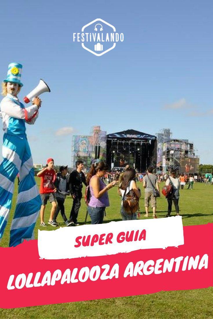 Dicas de viagem para o Lollapalooza Argentina, Buenos Aires