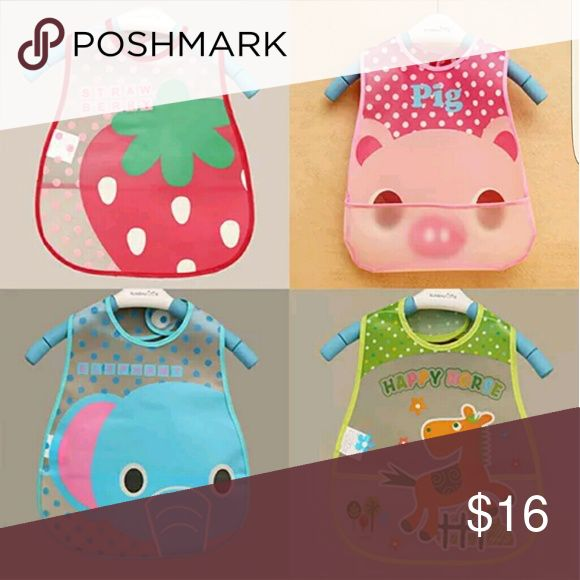 Final priceNew stain waterproof bib set for babies Final price New stain waterproof bib set for babies Accessories