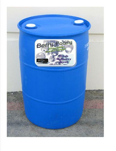 Dafna Berry Foamy Scented Detergent - 30 Gallon drum - save$$$ - http://www.productsforautomotive.com/dafna-berry-foamy-scented-detergent-30-gallon-drum-save/