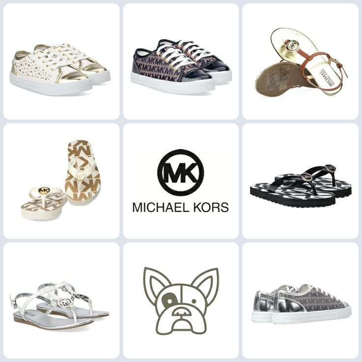 michael kors sneakers sandalen en slippers. Black Bedroom Furniture Sets. Home Design Ideas