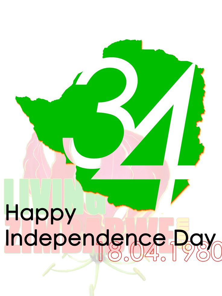 Happy Independence Day Zimbabwe  Proud to be Zimbabwean