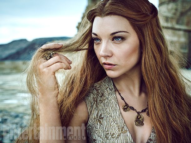 'Game of Thrones' Exclusive EW Portraits: Queens of the Throne Age | Natalie Dormer as Margaery Tyrell | EW.com
