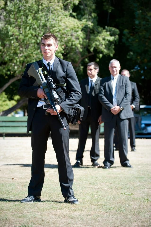 Close Protection Is One Of The Specialist Outputs Of The