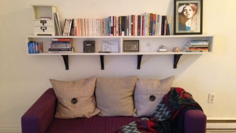 What else can I do with that old CD shelf? Horizontal Benno - IKEA Hackers