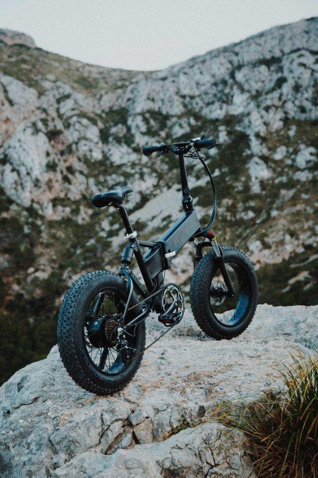 Mate X Most Affordable Fully Loaded Folding Ebike Indiegogo Ebike Electric Bike Folding Electric Bike