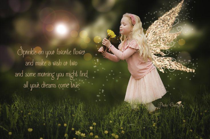 A little fairy Sparkle Fairytale Shoot by Photo Osenga