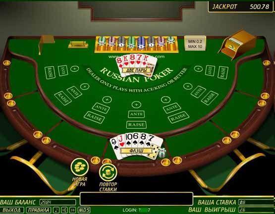 Все о покере: Выигрышная стратегия в покере