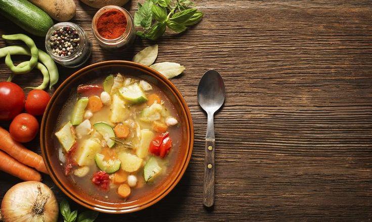 3 tipy na opravdu husté polévky, které můžete ipovečeřet - Tesco recepty