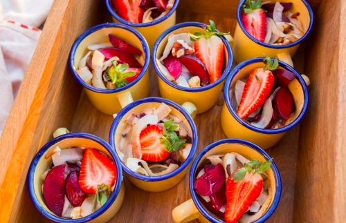 Quinoa breakfast Cups - Sarah Graham Food Safari