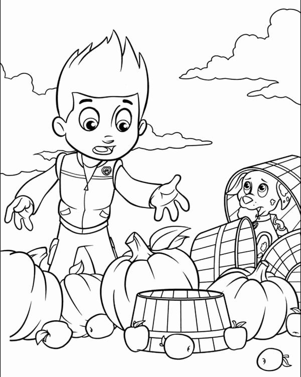 Paw Patrol Marshall Coloring Page Beautiful Ryder And Marshall Paw Patrol Coloring Pages In 2020 Paw Patrol Coloring Pages Paw Patrol Coloring Halloween Coloring Pages