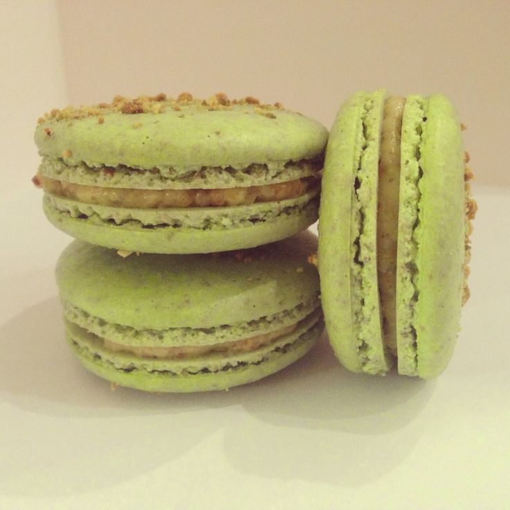 Hi guys! I figured this flavor of macaron is the one that really defines your macarons because many places that I've went to who had pist...