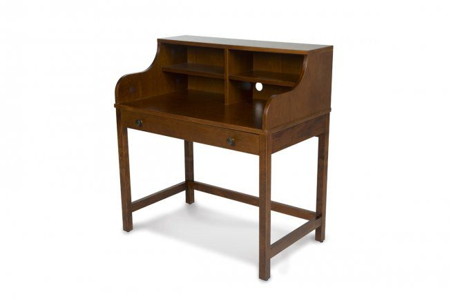 This Wooden Study Table is very reliable and has two drawers with enough space to occupy all your study material.