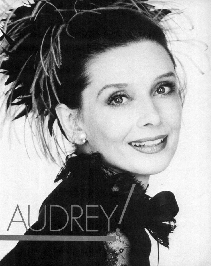 //|V|\ . Audrey Hepburn