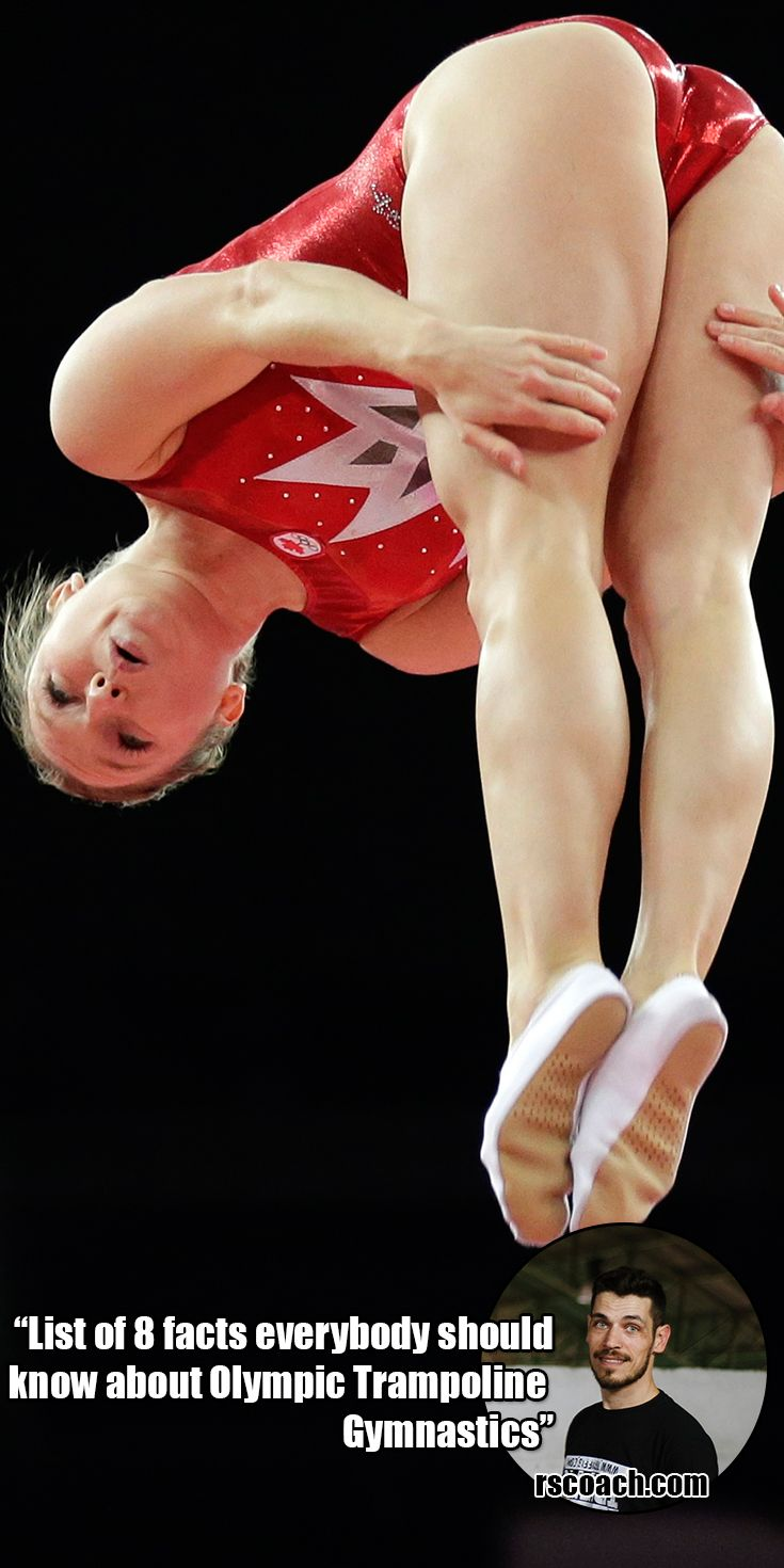 List of 8 facts everybody should know about Olympic Trampoline Gymnastics