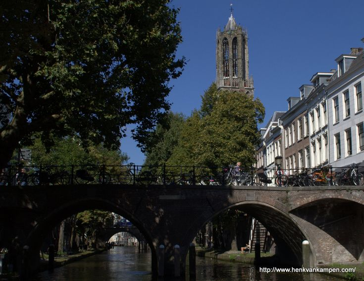 Oude Gracht, Utrecht. Photo by Henk van Kampen.
