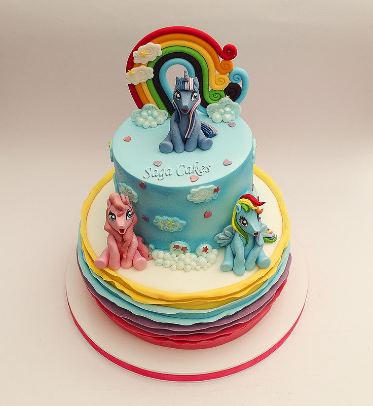 Moj mali poni/ My little pony https://www.facebook.com/saga.cakes