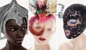 Philip Treacy for #MAC Cosmetics new make-up capsule collection check more on giomori.com xx