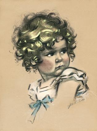 Portraits d'enfants : Germaine Bouret - Le site officiel