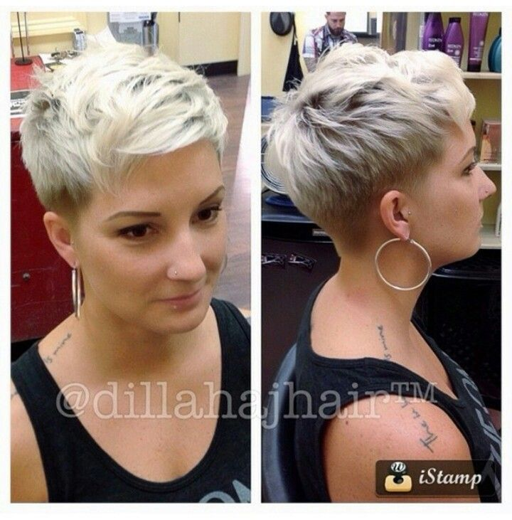Another great pixie cut