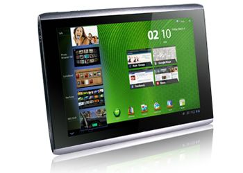"Tableta Acer ICONIA Tab A210 - 25,7 cm (10,1"") 16 GB - Wi-Fi - NVIDIA Tegra 3 T30L 1,20 GHz - Blanco"