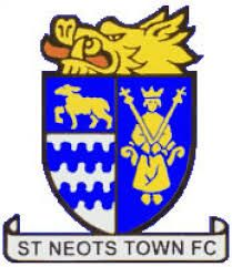 ST. NEOTS TOWN FC   - other logo
