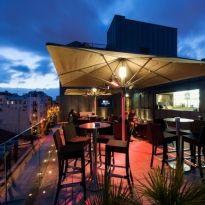 Rooftop Varanda do Castelo for a great evening in Lisbon city centre #TheVintageLisboa