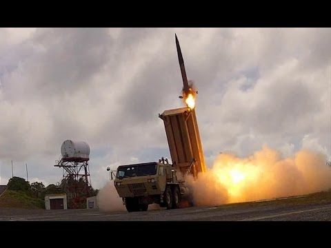 China's Nightmare  US Deployed THAAD Anti Ballistic Missile Defense Syst...
