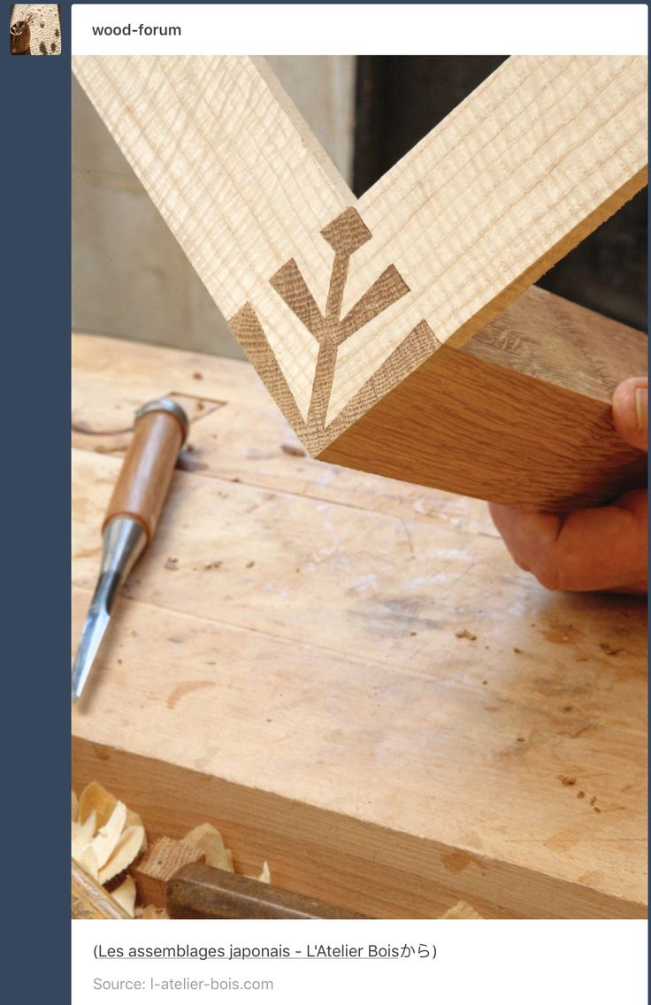 776 Best Woodworking Joinery Images On Pinterest