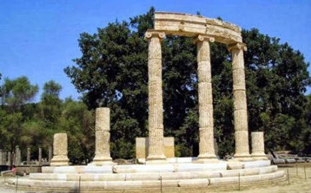 10. Αρχαιολογικός χώρος Ολυμπίας (1989)