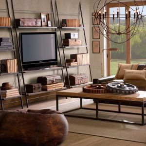 This Could Be Your Next Living Room With A Grand Leather Bean Bag Chair.  Fuel Part 41