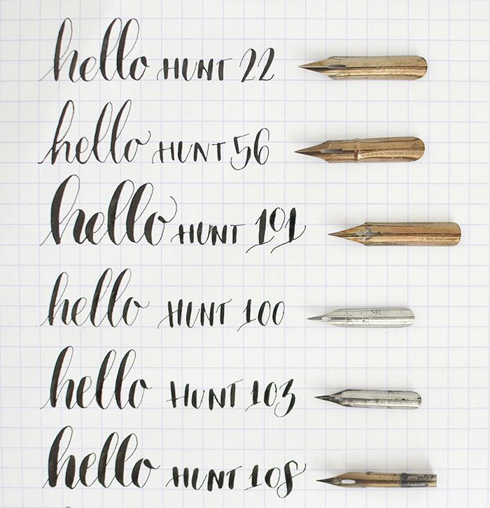 25 best ideas about calligraphy nibs on pinterest Calligraphy classes near me
