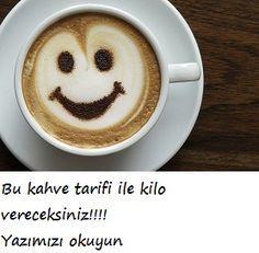 Bu kahve tarifi ile kilo vereceksiniz,evet size hem kahvenizi içeceğiniz aynı zamanda bu kahve sayesinde zayıflayacağınız bir tarifimiz var