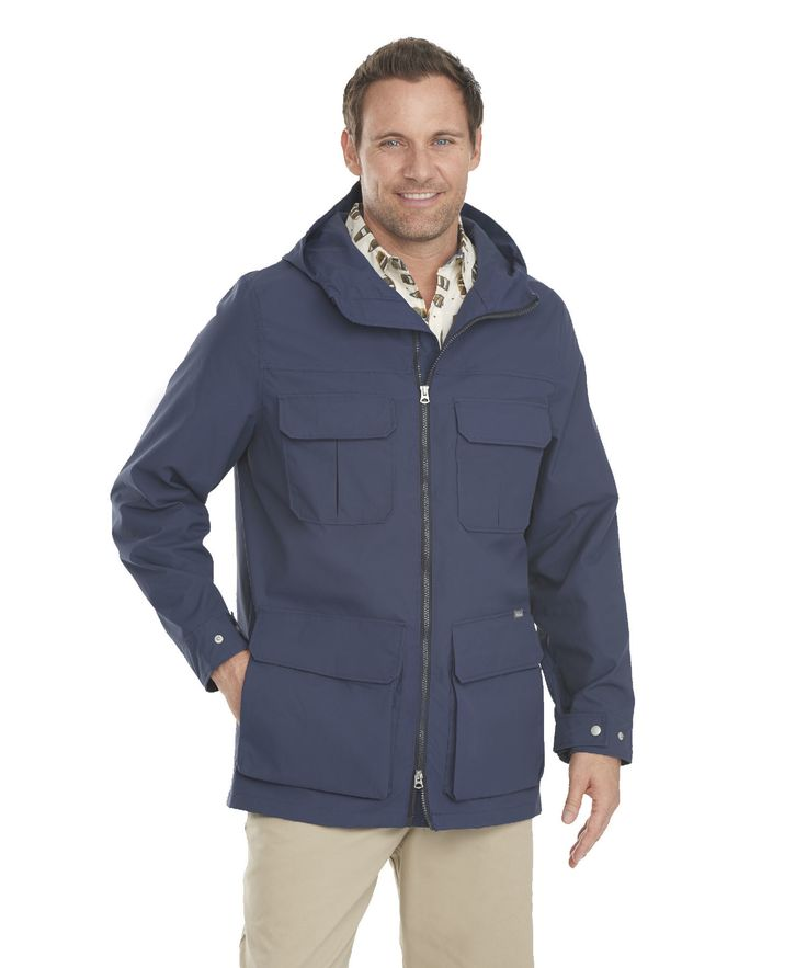 Men's Lightweight Mountain Parka by WOOLRICH® The Original Outdoor Clothing Company