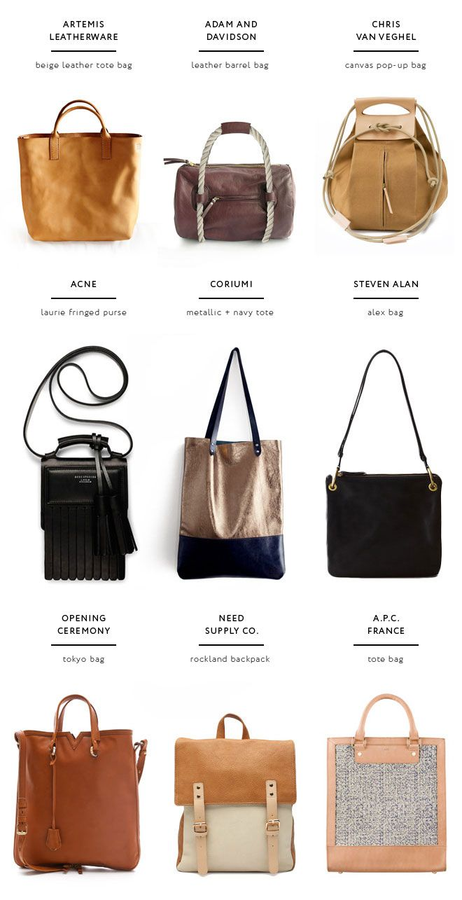 Le Sac Fashion Beauty Style Pinterest Bags And